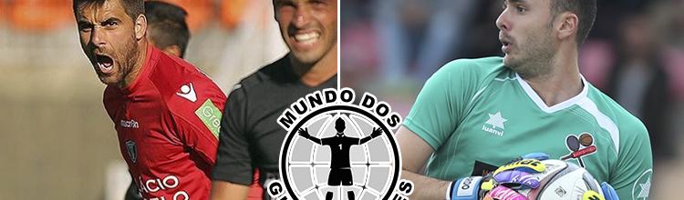 Ricardo Janota e Ricardo Moura fizeram-se valer nas permanências de Académico de Viseu e Leixões SC
