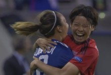 Sarah Bouhaddi vence Champions League pelo Lyon com dois penaltis defendidos