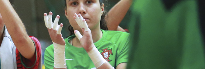Ana Catarina Pereira eleita a segunda melhor guarda-redes do Mundo