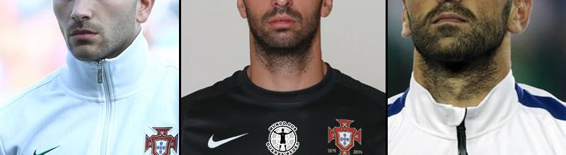 Rui Patrício, Eduardo Carvalho e Anthony Lopes convocados por Portugal para o Europeu'2016