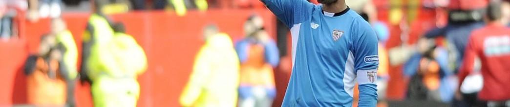 Beto Pimparel despede-se em lágrimas dos adeptos do Sevilla FC