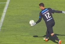 Georgemy Gonçalves estreou-se na Primeira Liga pelo Estoril
