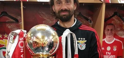 Hugo Oliveira é o terceiro treinador de guarda-redes tricampeão em Portugal