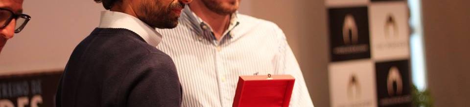 Hugo Oliveira recebe prémio Record para treinador de guarda-redes campeão