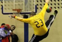 Hugo Figueira em destaque com 13 defesas no SL Benfica 34-32 ABC