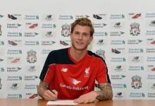 Loris Karius assina pelo Liverpool FC
