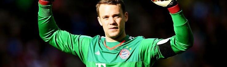 Manuel Neuer é tetracampeão da Bundesliga pelo FC Bayern