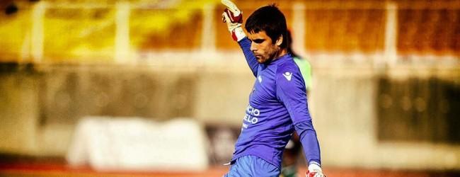 Ricardo Janota tornou-se no guarda-redes com mais jogos pelo Académico de Viseu na 2ª Liga
