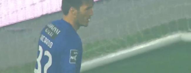 Ricardo Nunes em grande apesar dos golos sofridos – Sporting CP 5-0 Vitória FC