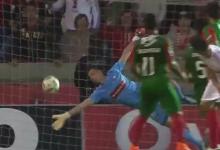 Romain Salin com defesas espetaculares no CS Marítimo 0-2 SL Benfica
