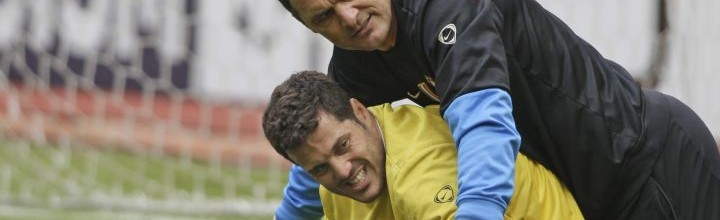 Silvino Louro regressa ao treino de guarda-redes no Manchester United FC