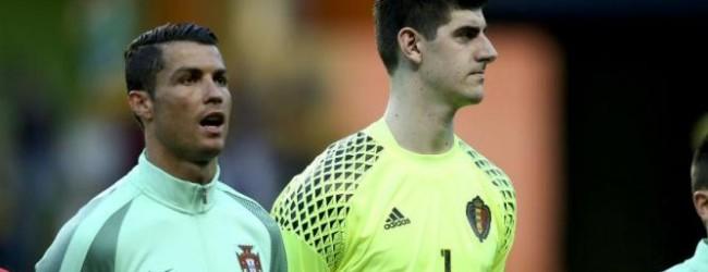 Thibaut Courtois, Mignolet e Gillet convocados pela Bélgica para o Euro'2016