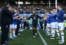 Tim Howard despediu-se do Everton FC