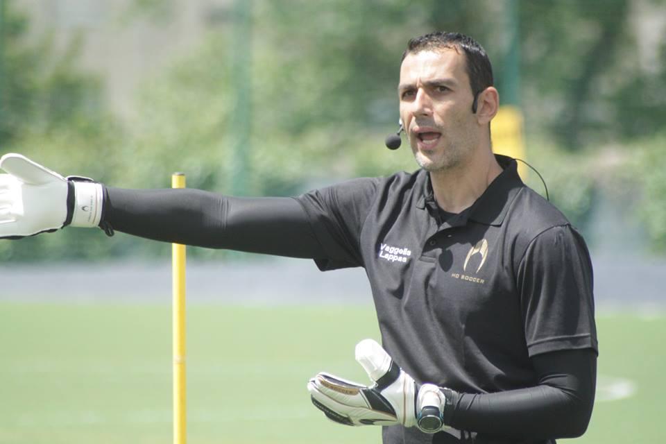 vaggelis lappas congresso internacional treino de guarda-redes 2016
