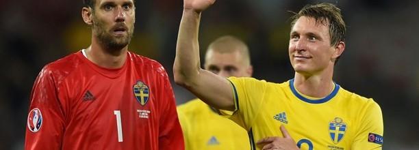 Andreas Isaksson retira-se da seleção da Suécia