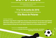 """Conferência """"Treino de Guarda-Redes de Futebol"""" – 11 e 12 de junho"""