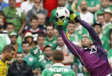 Darren Randolph v. Andreas Isaksson – Estatísticas – Irlanda 1-1 Suécia