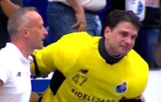 Edo Bosch despediu-se do FC Porto após 18 anos