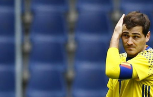 Iker Casillas recordista máximo de internacionalizações na Europa