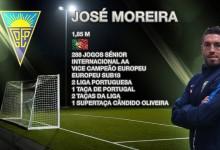 José Moreira assina pelo Estoril