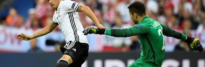 Manuel Neuer v. Lukasz Fabianski – Estatísticas – Alemanha 0-0 Polónia
