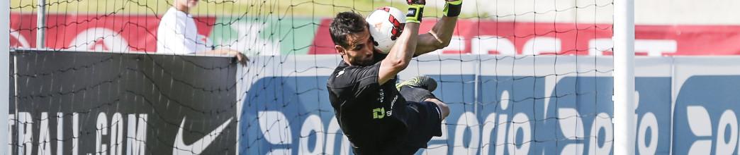 Pedro Alves até um penalti defendeu com a cara na segunda maior conquista da carreira