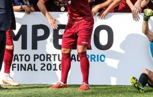 Pedro Alves defende dois penaltis e Cova da Piedade vence Campeonato de Portugal