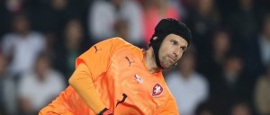 petr cech republica checa vs estados unidos - amigavel 2015-2016