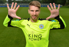 Ron-Robert Zieler assina pelo Leicester City FC