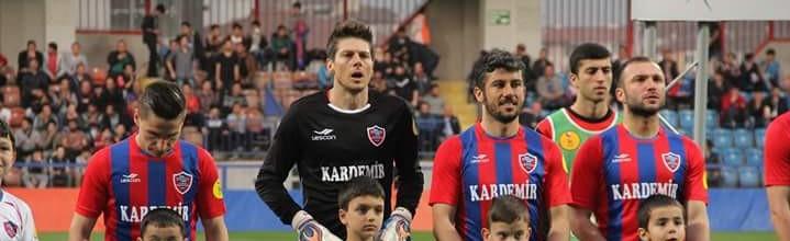 Adriano Facchini renova pelo Karabükspor