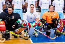 André Girão e Nélson Filipe campeões da Europa por Portugal