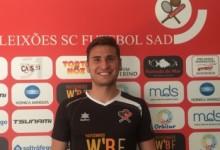Assis Giovanaz assina pelo Leixões SC