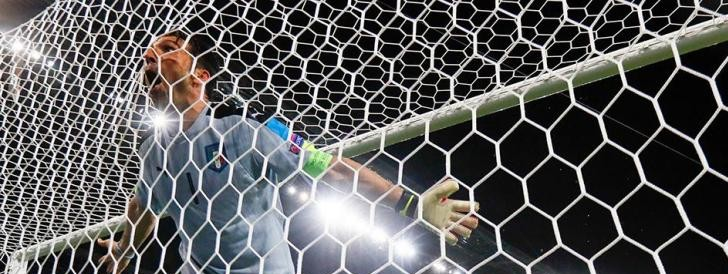 gianluigi buffon italia vs belgica - euro 2016 - imagem reuters (3)