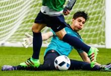 João Virgínia chamado à seleção Olímpica de Portugal