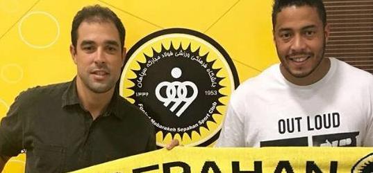 Lee Oliveira assina pelo Sepahan