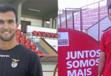 Miguel Lázaro e Rúben Alfaiate reforçam baliza do SB Castelo Branco