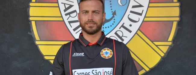 Paulo Cunha promovido à equipa A e apresentado no Varzim SC