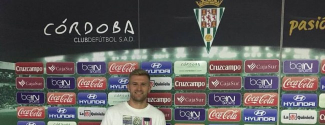 Pawel Kieszek assina pelo Córdoba CF
