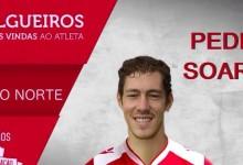 Pedro Soares assina pelo SC Salgueiros