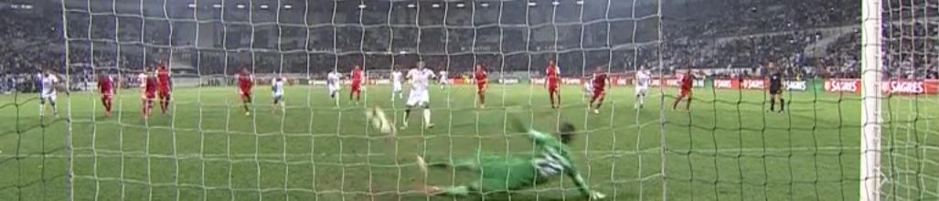Carlos Marafona defende penalti e dá vitória aos Bracarenses – Vitória SC 0-1 SC Braga