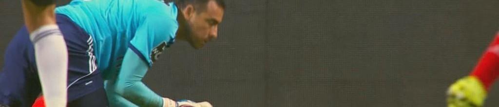 Cássio Anjos é o melhor em campo com 6 defesas no SC Braga 1-1 Rio Ave FC
