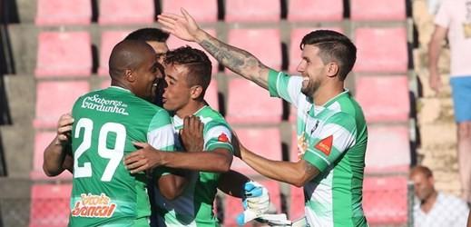 Igor Rodrigues estreia-se e defende penalti pelo Covilhã na Taça da Liga