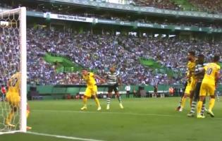 Iker Casillas com bela defesa no Sporting CP 2-1 FC Porto