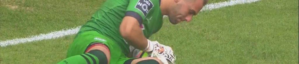 Mika combate lesão com exibição decisiva – Boavista FC 2-0 FC Arouca