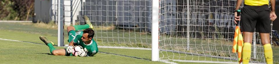Pedro Alves defende penalti e Cova da Piedade passa na Taça da Liga