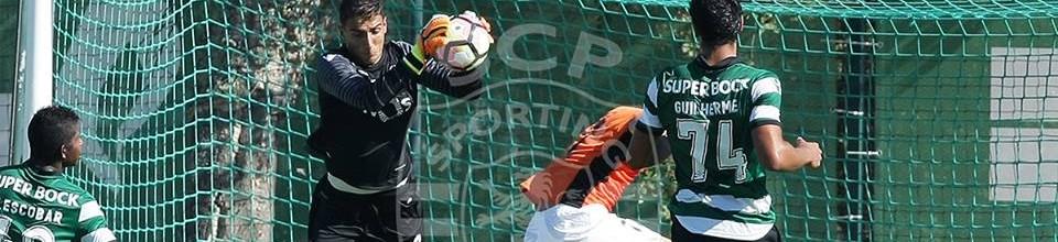 Pedro Silva em grande no Sporting CP B 1-2 Portimonense SC