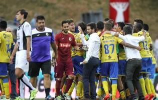 Rafael Bracali e Vítor Manuel Pereira fazem história no FC Arouca