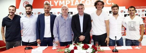Vítor Silvestre é o novo treinador de guarda-redes do Olympiacos