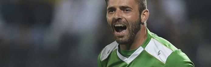 Carlos Marafona estreou-se nas provas da UEFA aos 29 anos