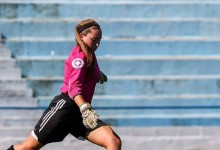 Carolina Vilão assume baliza do CF Os Belenenses aos 15 anos